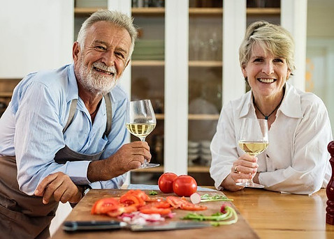 HEALTH AND WELLNESS FOR boomers