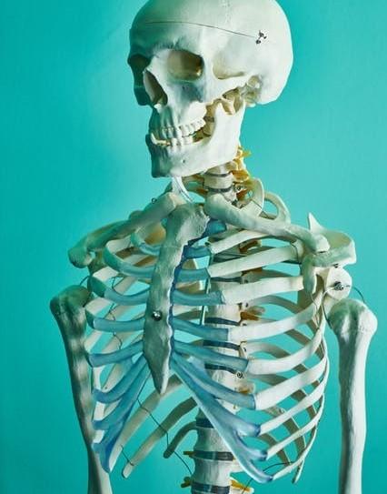 Bone density disease in seniors