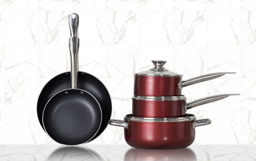 Best Cookware For Healthy Cooking   When it comes to your health, you should be careful when choosing your cookware